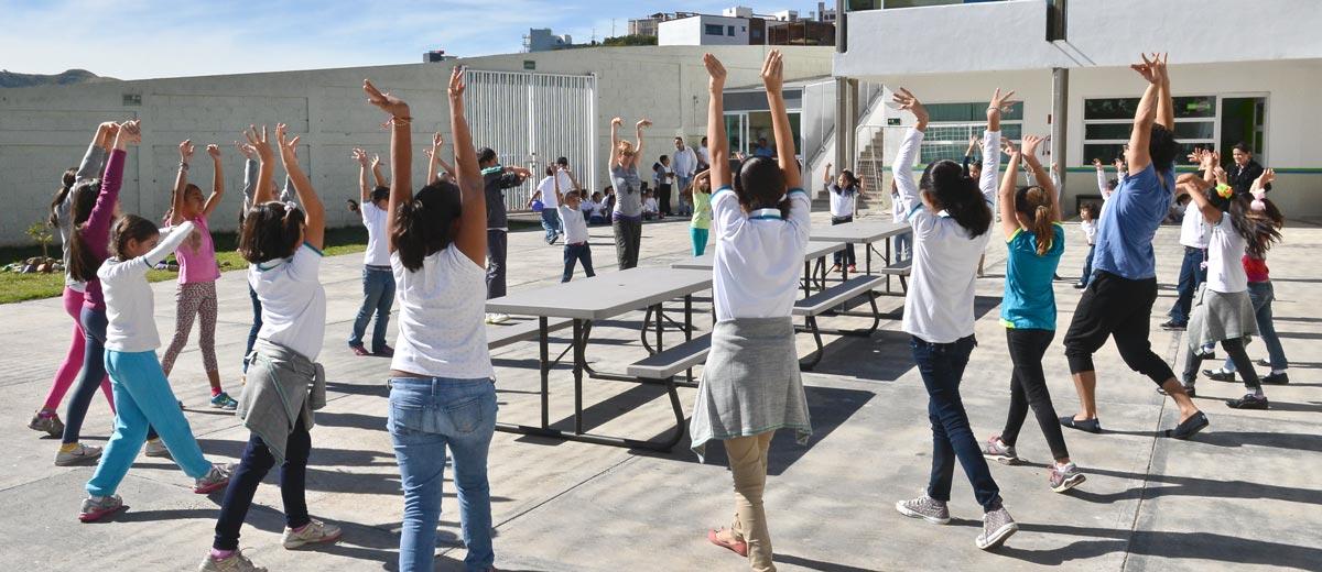 PPS Danse - Action culturelle - 2014 Atelier Contes en Mexique