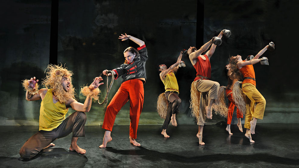 PPS Danse - Contes pour enfants pas sages - © 2012 Rolline Laporte