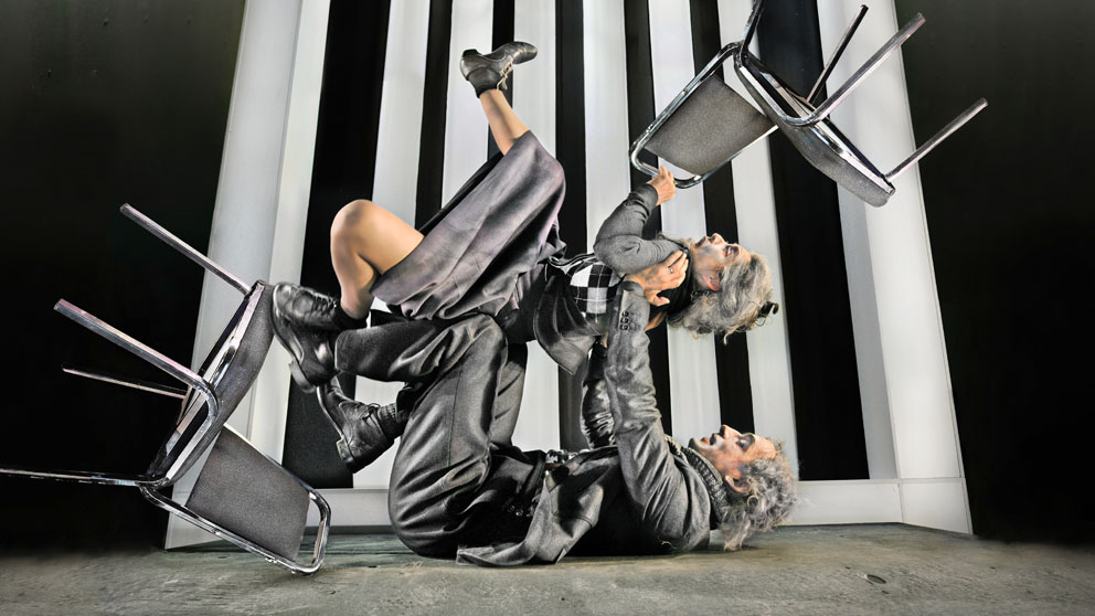PPS Danse - Les Chaises - © Rolline Laporte