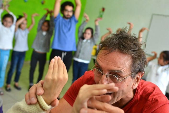 PPS Danse - Ateliers Contes en Mexique - © Photographe