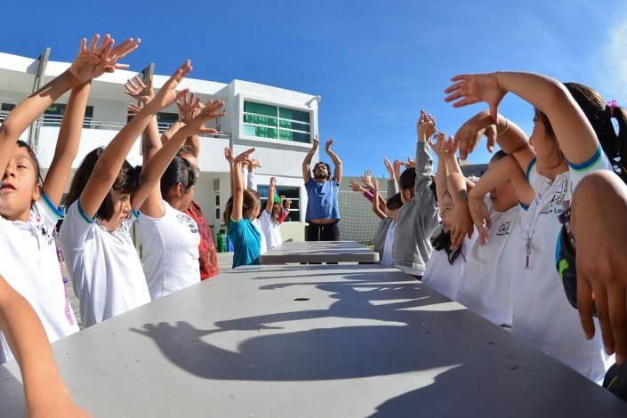 PPS Danse - Atelier Contes en Mexique - © Photographe