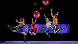 PPS Danse - L'École buissonnière - Mathilde Addy-Laird, Chantal Baudouin, Dany Desjardins, Amélie Rajotte - © Rolline Laporte
