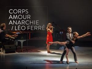 Corps Amour Anarchie / Léo Ferré
