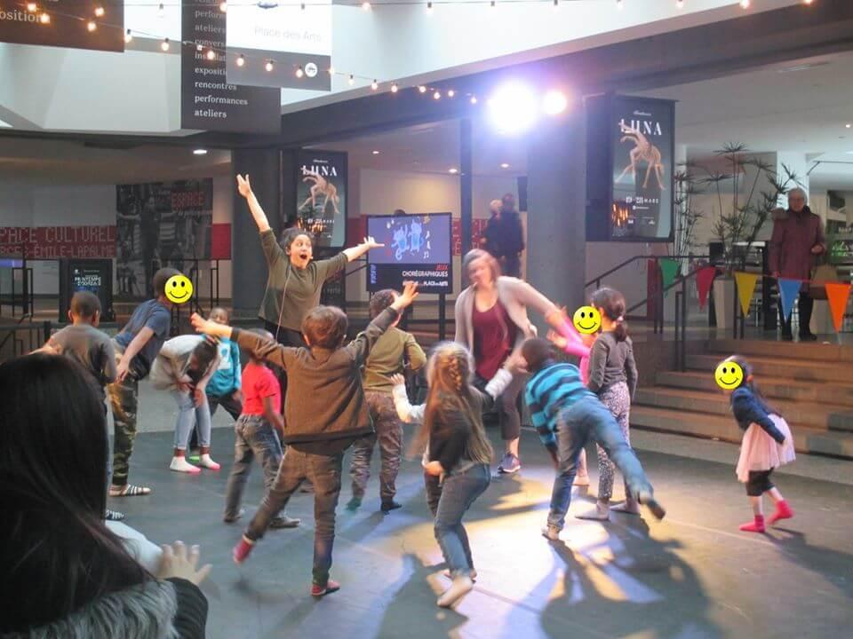 Photo : PPS Danse