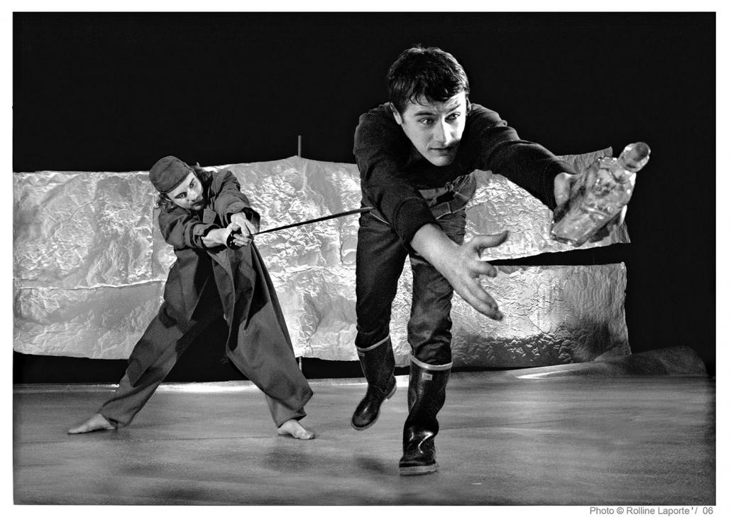 Les Flaques. © Rolline Laporte