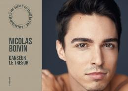 Nicolas Boivin danseur Le Trésor
