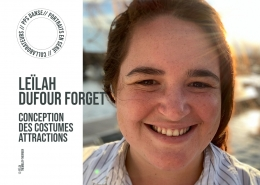 Leilah Dufour Forget